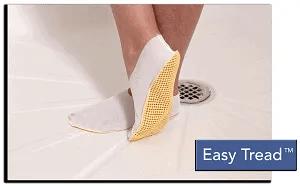 Easy Tread Anti-Slip Shower