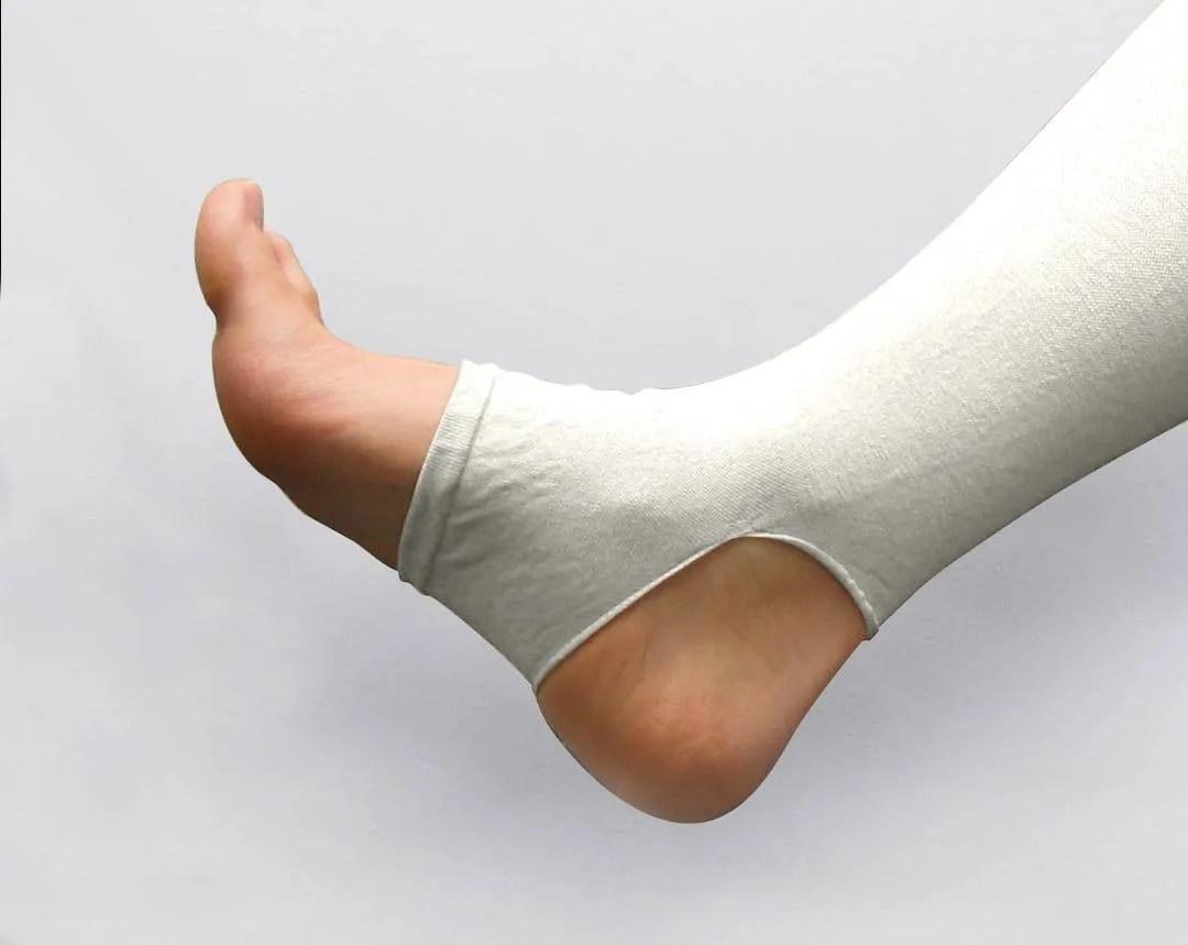 GeriLeg White Foot