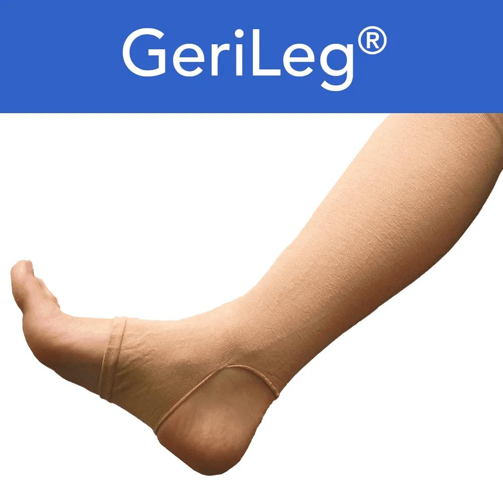 GeriLeg Elderly Leg Protector For Preventing Skin Tears