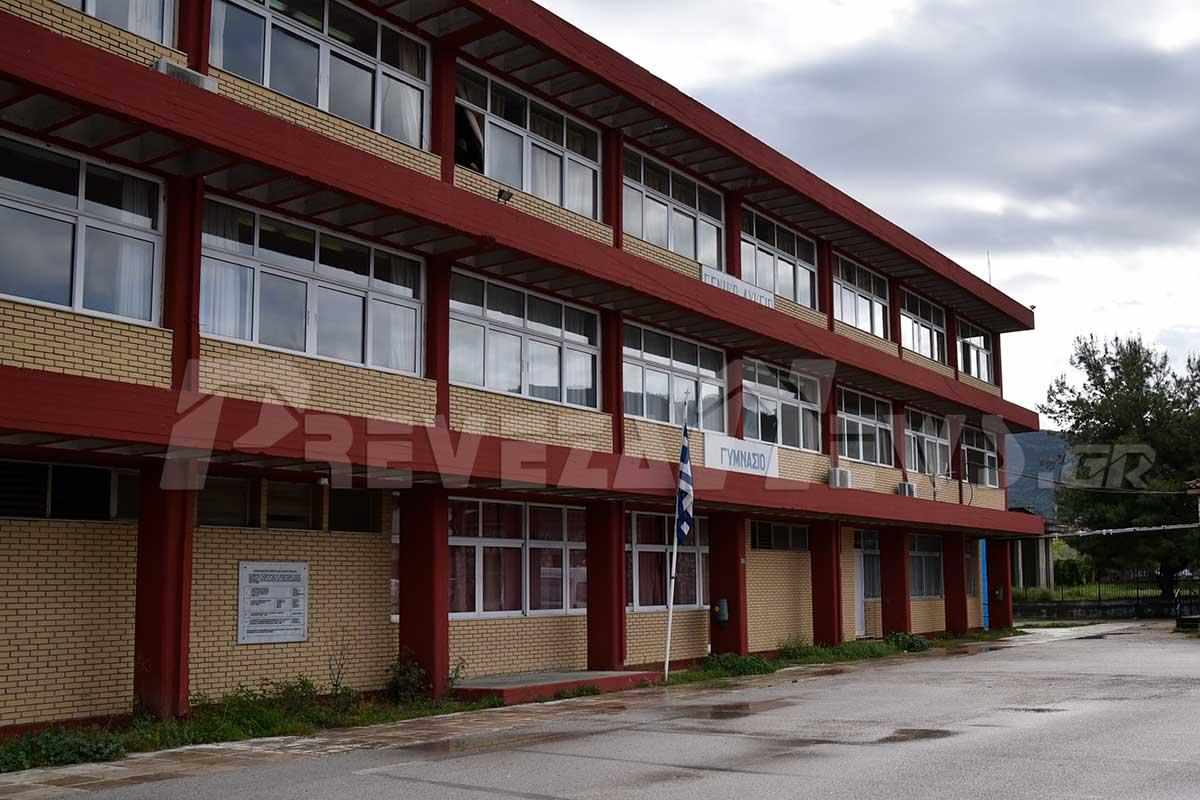 Πρέβεζα: «Άστεγοι» οι μαθητές στο Καναλλάκι – «Κανένα συνεργείο εδώ και μια εβδομάδα στο Γυμνάσιο-Λύκειο»
