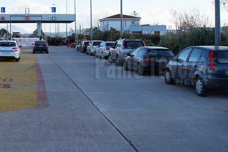"""""""Καμπάνες"""" σε όσους σταθμεύουν στα διόδια Ακτίου – Χρόνια πληγή για τους εργαζόμενους το καθημερινό αντίτιμο διέλευσης_5e04f6a3bd540.jpeg"""