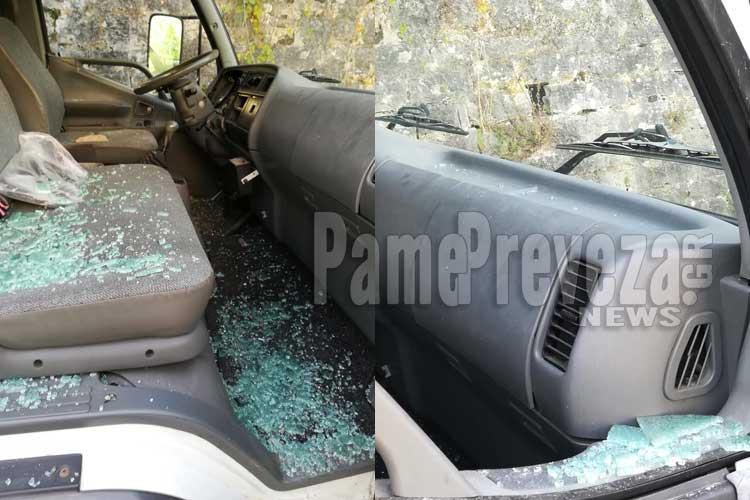 Επιθέσεις σε αυτοκίνητα επαγγελματιών στην Πρέβεζα_5e066bd47d0c8.jpeg