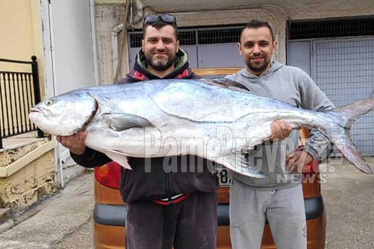 Πρέβεζα: Αυτή είναι ψαριά!!_5e06815759979.jpeg