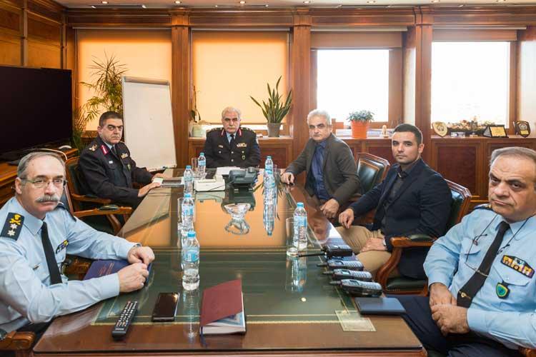Συνάντηση με τον Αρχηγό της ΕΛ.ΑΣ είχε το Δ.Σ της Ένωση Αστυνομικών Υπαλλήλων Πρέβεζας_5e068fef59770.jpeg
