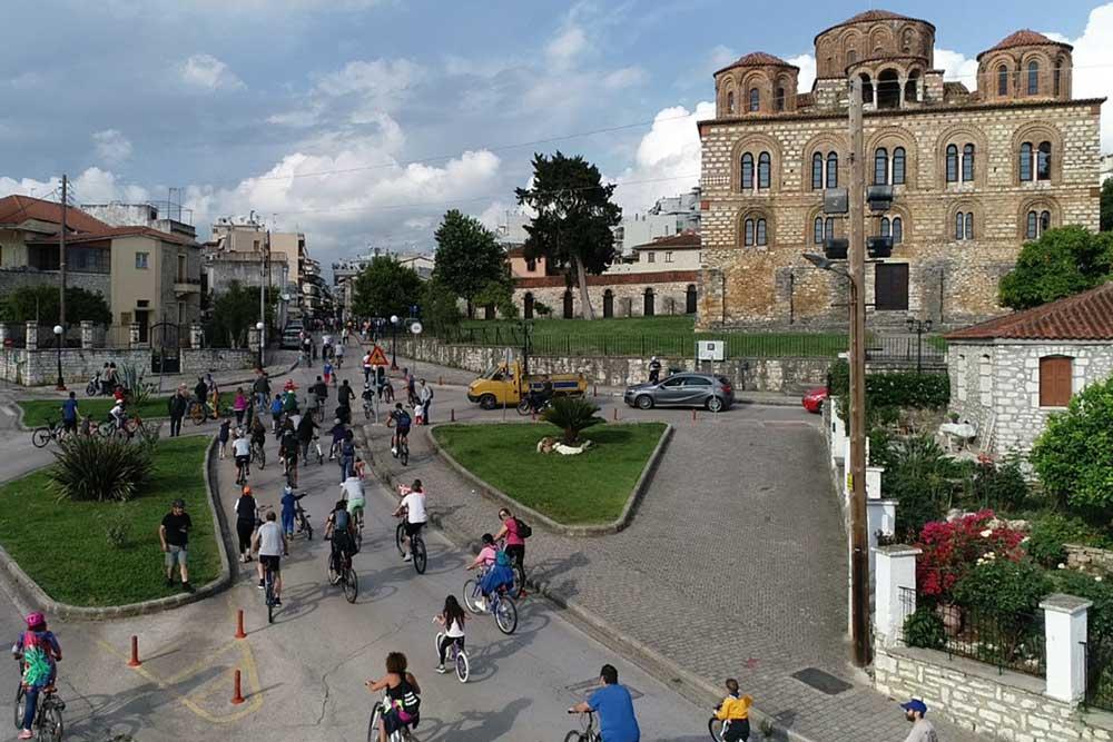 Άρτα: Οι πολίτες αγκάλιασαν την 1η Πολιτιστική Ποδηλατάδα του Δήμου Αρταίων