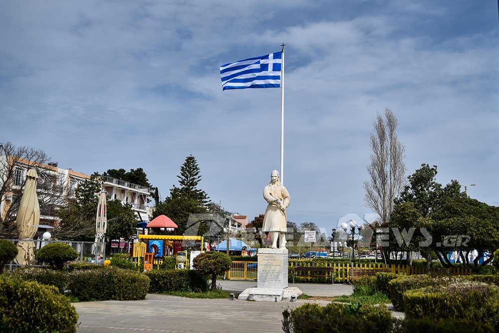 Πρέβεζα: Η Πρέβεζα τιμά τη μνήμη του Οδυσσέα Ανδρούτσου