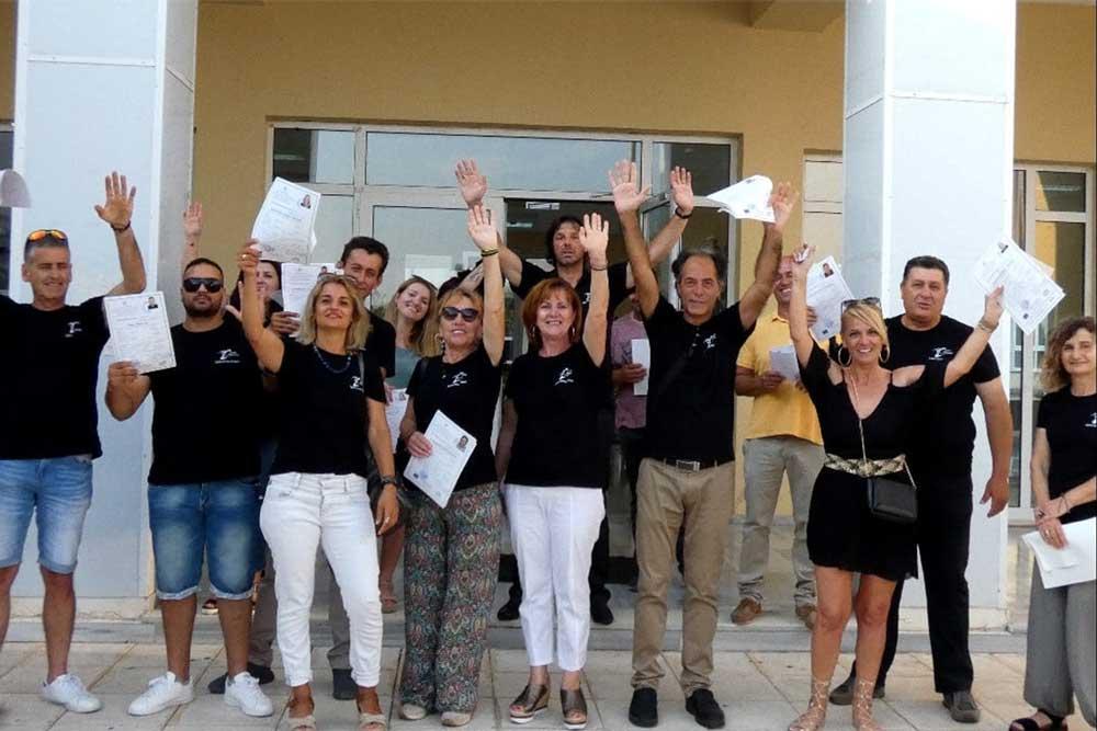 Πρέβεζα: Απολυτήρια τους πρώτους μαθητές του Σχολείου Δεύτερης Ευκαιρίας στην Πρέβεζα