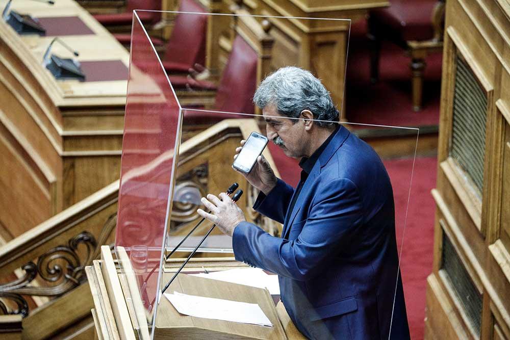 ΠΑΥΛΟΣ-ΠΟΛΑΚΗΣ-EUROKINISSI-ΓΙΩΡΓΟΣ-ΚΟΝΤΑΡΙΝΗΣ