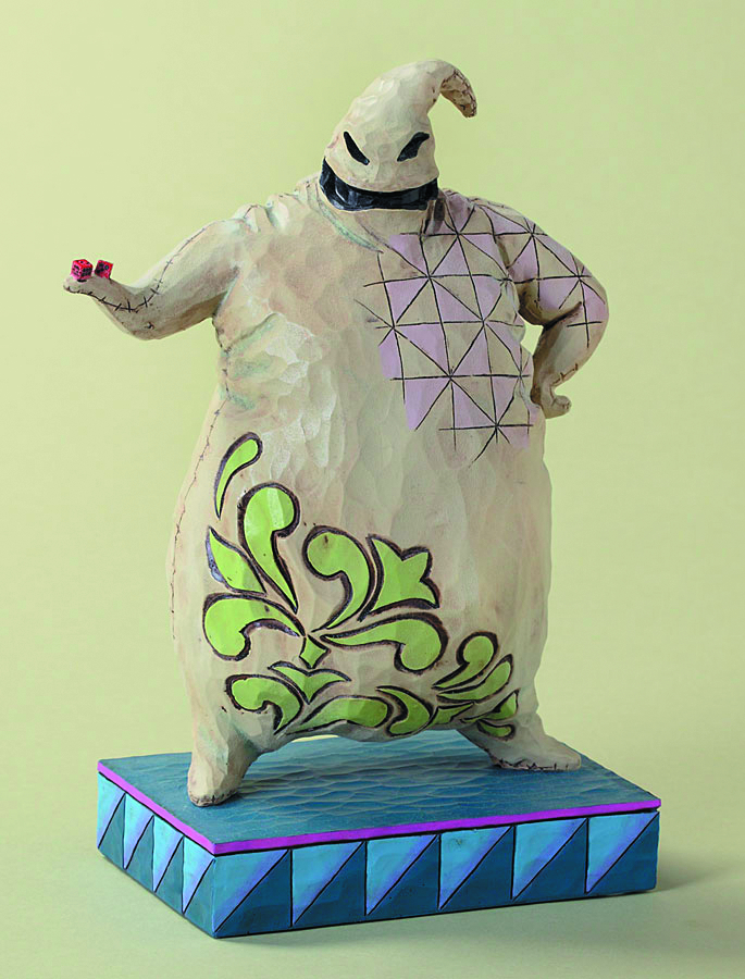 JUL122130 DISNEY TRADITIONS NBX OOGIE BOOGIE FIG