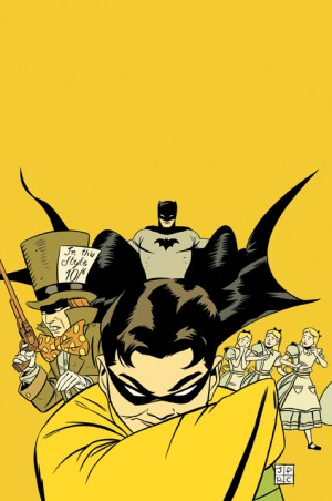 ROBIN YEAR ONE TP NEW PTG