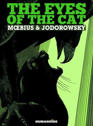 EYES O/T CAT (Jodorowsky & Moebius) [Yellow Ed] HC (MR)