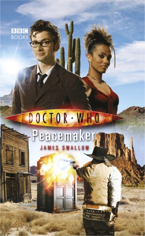 DOCTOR WHO PEACEMAKER MMPB