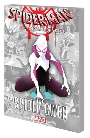 SPIDER-MAN SPIDER-VERSE GN TP SPIDER-GWEN