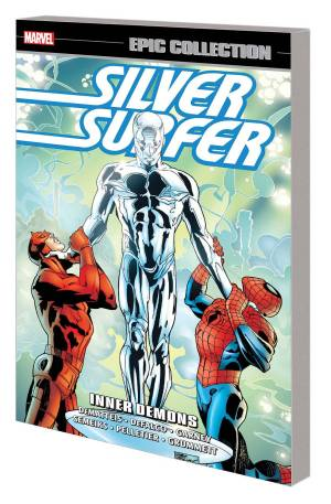 SILVER SURFER EPIC COLLECTION (13) TP INNER DEMONS [1987 #123-138+]
