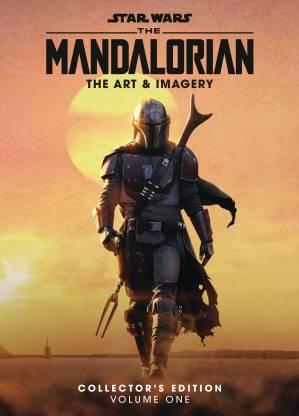 STAR WARS MANDALORIAN ART COLL ED HC VOL 01