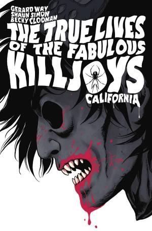 TRUE LIVES FABULOUS KILLJOYS CALIFORNIA LIBRARY ED HC