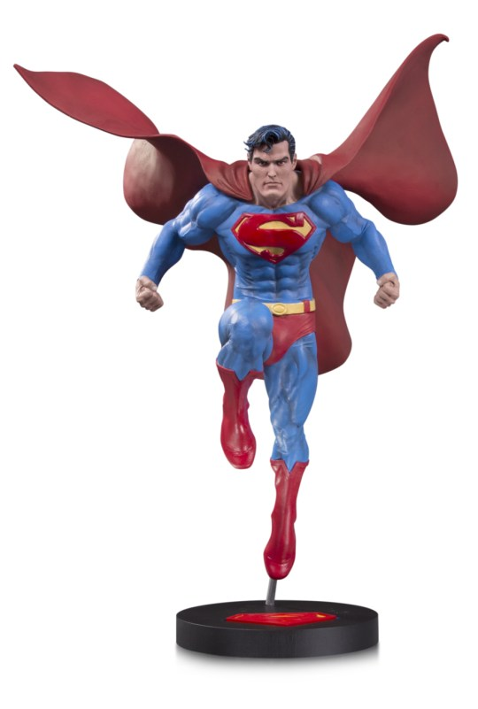 DC Designer Jim Lee Superman Resin Statue