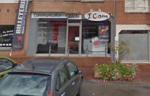 ICOM COMMUNICATION LONGUENESSE, 6 Place de l'Hôtel-de-ville, 62219 Longuenesse Téléphone :03 21 12 18 28