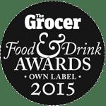 Prewetts Silver Grocer Award 2015