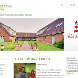Pflegeheim Haus Christa