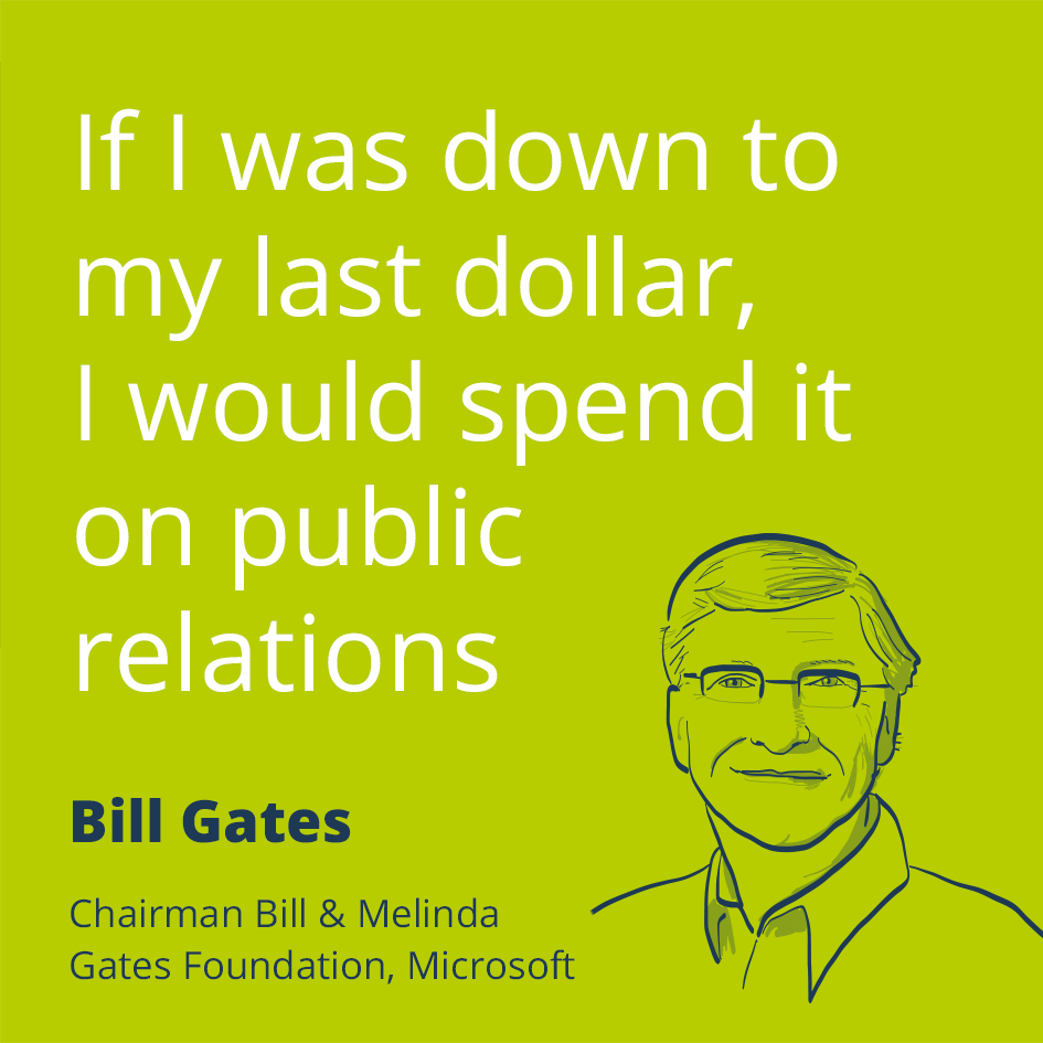 Pr Quotes 25 Famous Sayings About Public Relations Prezly