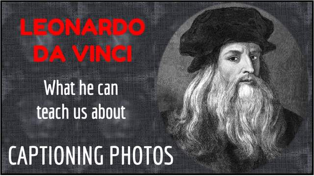 Powerpoint photo captioning lesson from leonardo da vinci powerpoint photo captioning lesson from leonardo da vinci prezotraining toneelgroepblik Images