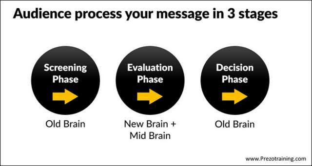 How Audience Process Your Message