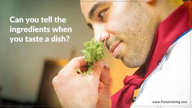 Expert Chef Analogy