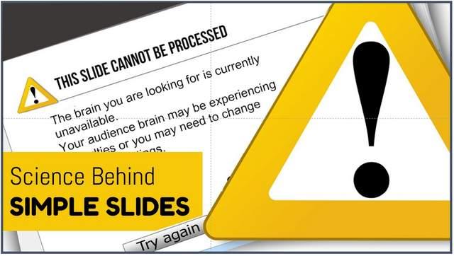 Simplicity Filter For Slides