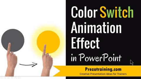 Animation Effects – PrezoTraining
