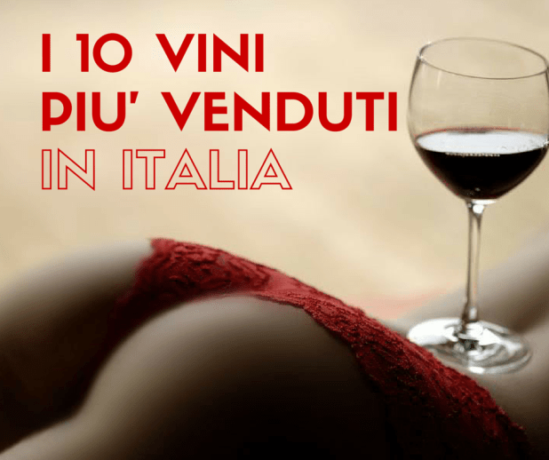 vini italiani più venduti