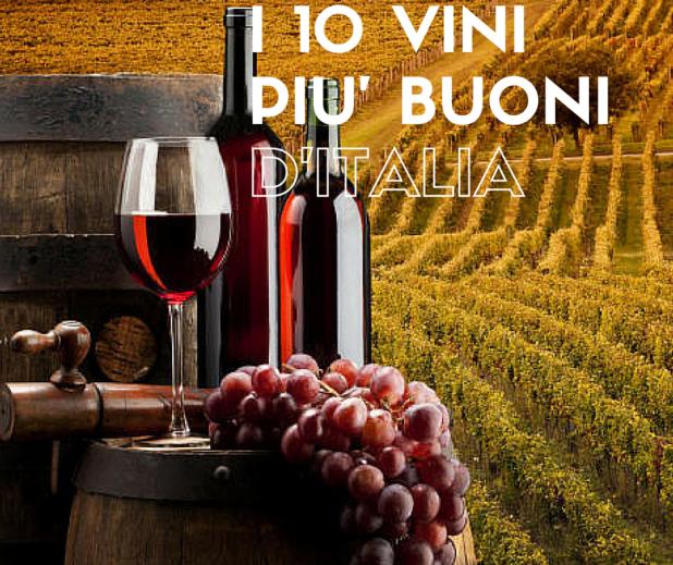 vini italiani più buoni