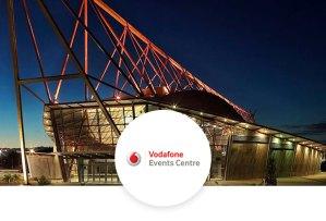 Vodafone Events Centre Priava Testimonial