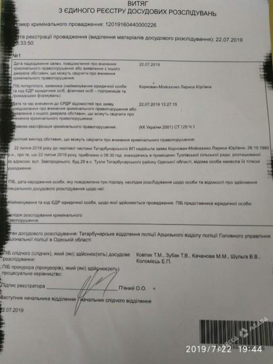Глава Тузловской ОТГ Лариса Корнован-Мойсеенко
