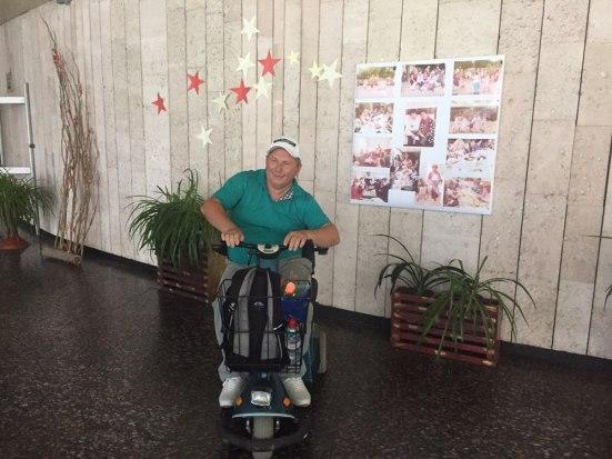 """Руководитель """"Ассоциации инвалидов-спинальников Украины"""""""