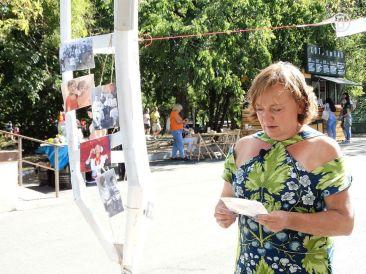 Организатор фестиваля Ольга Филиппова