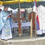 Osveštani temelji crkve majci Mehmed-paše Sokolovića