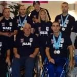 Prijoviću trostruko srebro na paraolimpijskim igrama u Švedskoj