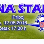 FK FAP: Svi na stadion!