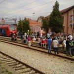 Radnici Goše ponovo blokirali saobraćaj: Borimo se za egzistenciju ovo nema veze sa politikom
