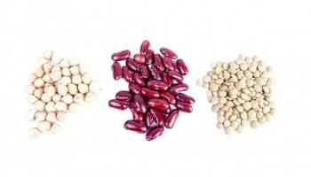 Luštěniny - cizrna, fazole, čočka