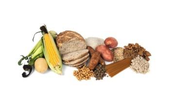 Sacharidy potraviny