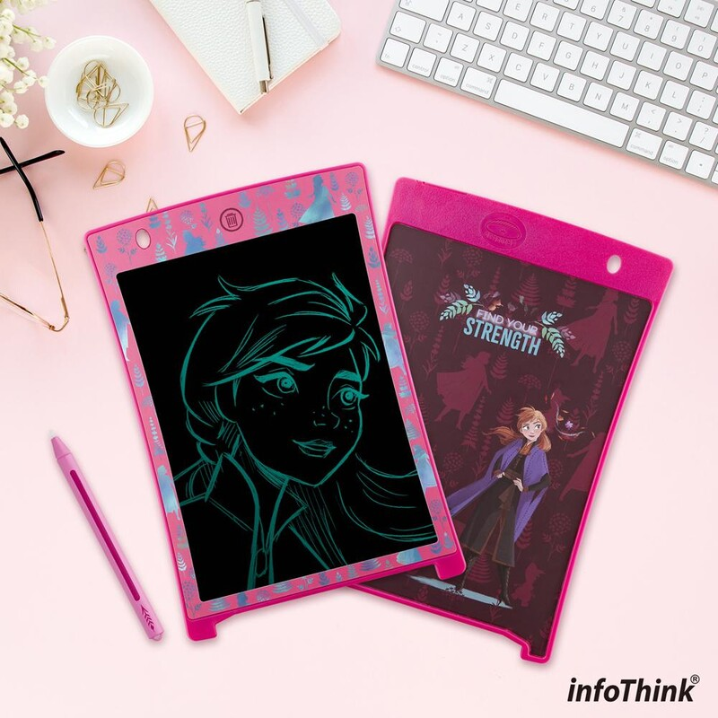 InfoThink 電紙繪板冰雪奇緣系列 - Ideal Digital 數碼生活購物網