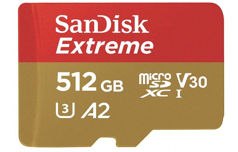 SanDisk Extreme microSD UHS-I Card 64GB/128GB/256GB/400GB/512GB/1TB記憶卡 附轉接器 - Freedom Technology Online Shop