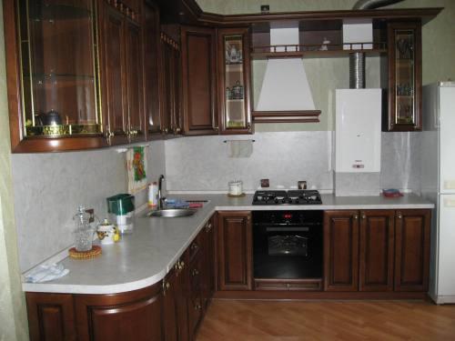 кухни угловые для хрущевок рязань - Мебель
