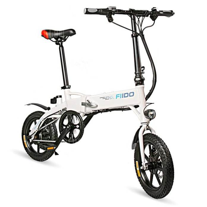 Cloned - FIIDO D2 Electric Bicycle