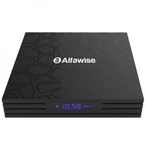 Alfawise T9 TV Box