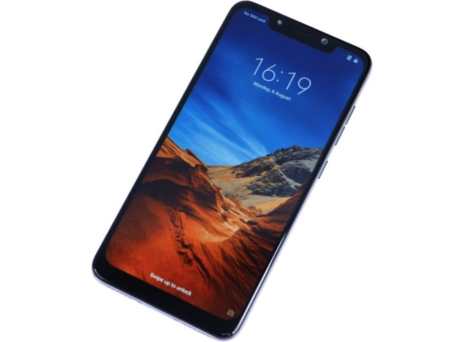 Xiaomi Pocophone F1: Flagship for Europe - challenge to OnePlus