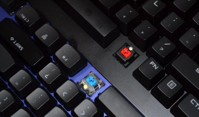 Xiaomi Blasoul Y720 Gaming Keyboard: German Cherry Switch