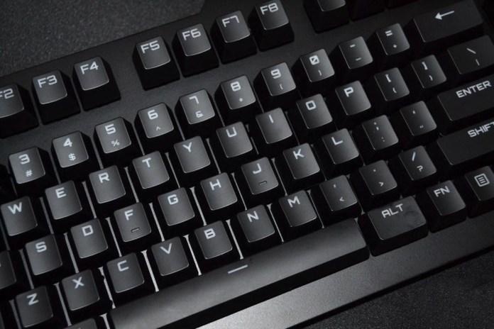 Xiaomi Blasoul Y720 Gaming Keyboard: Diseño